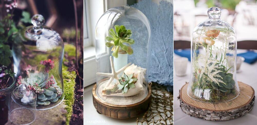 Succulent Centrepiece Ideas