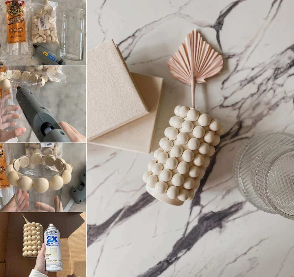 diy wooden bead projects