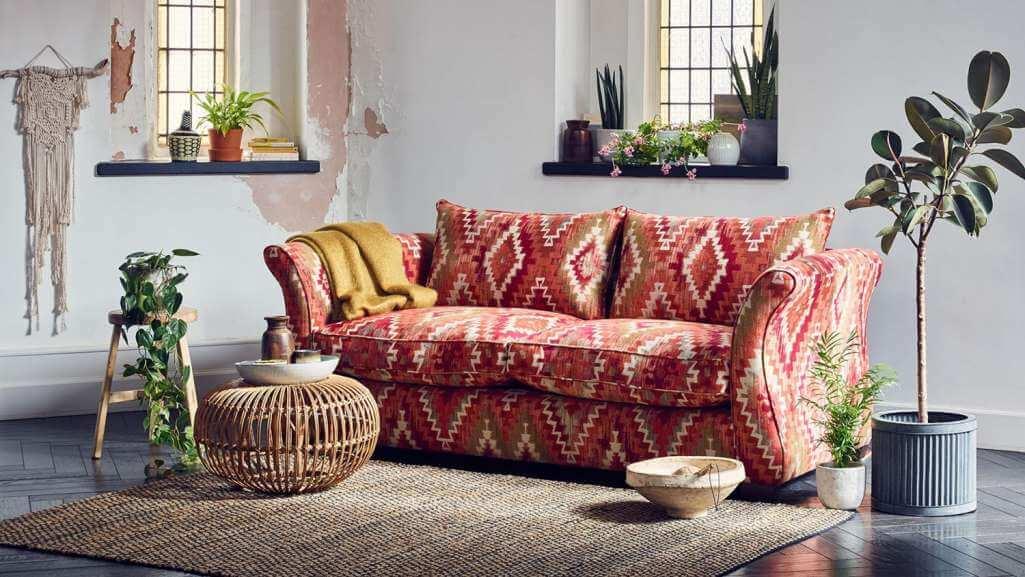 Aztec Living Room Decor Ideas