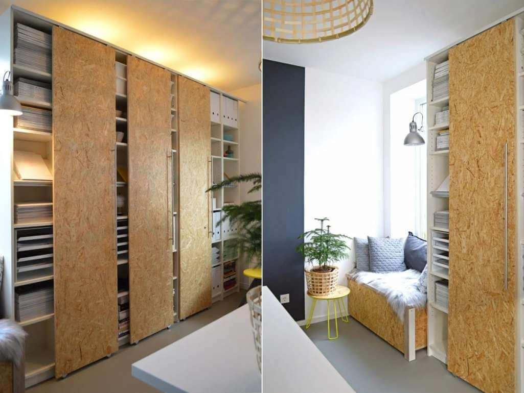 IKEA Billy Bookcase Hacks