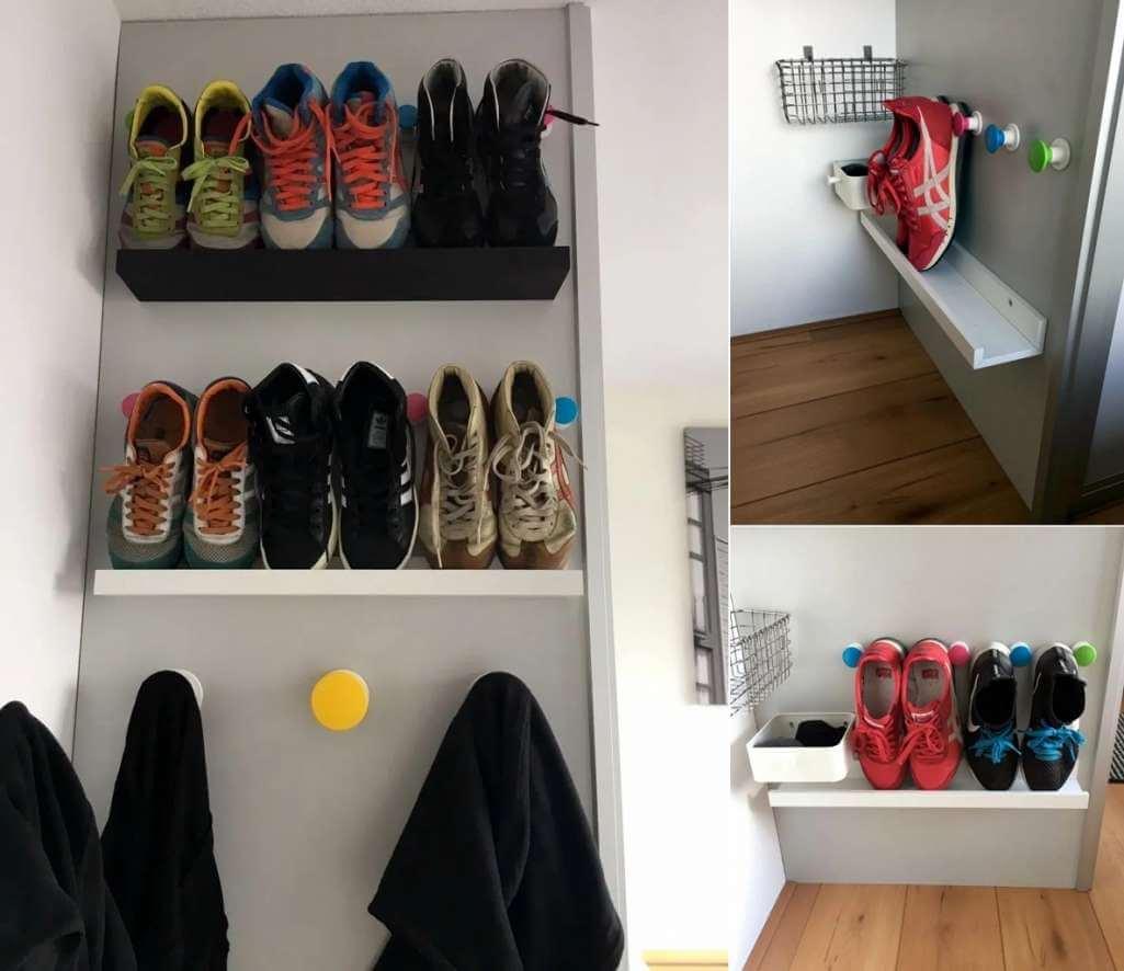 IKEA Picture Ledge Hacks