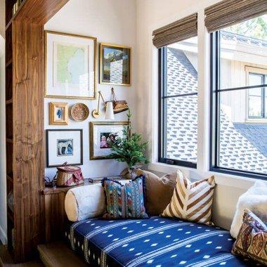 bay window decor