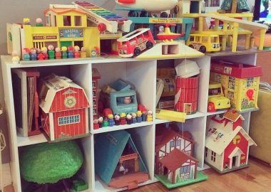Toy Collections Room Decor