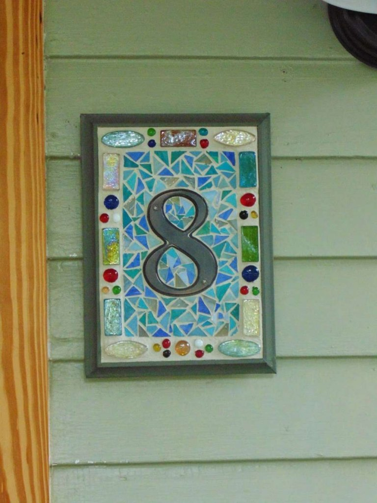 Mosaic Tile Projects