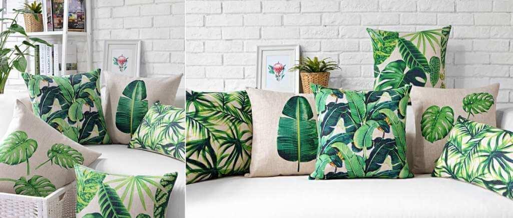 Leaf Home Decor Ideas