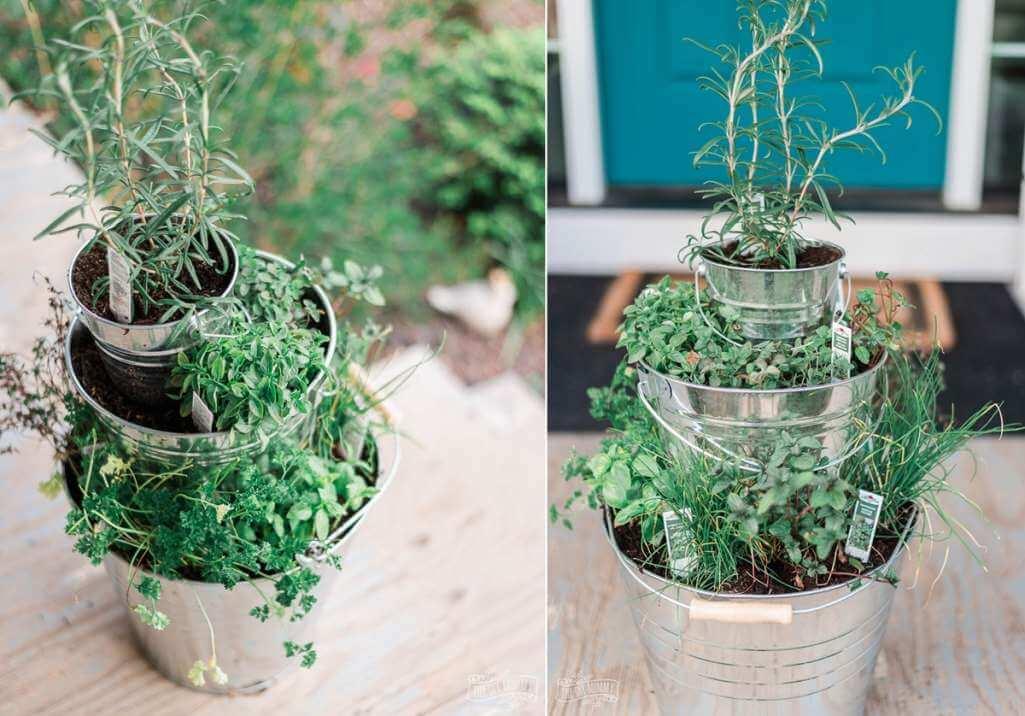 Tiered Planter Ideas