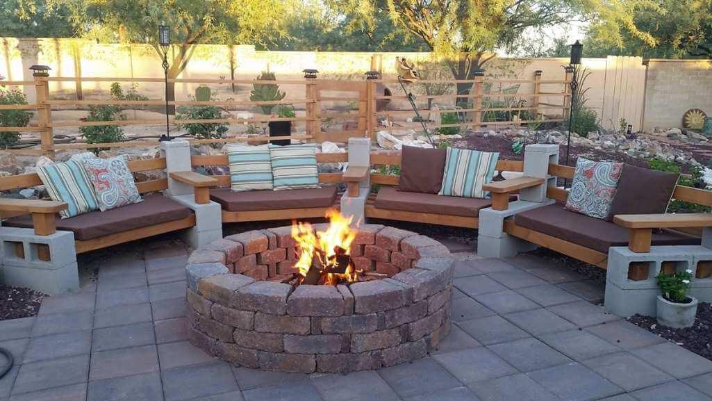 DIY Garden Seating Ideas