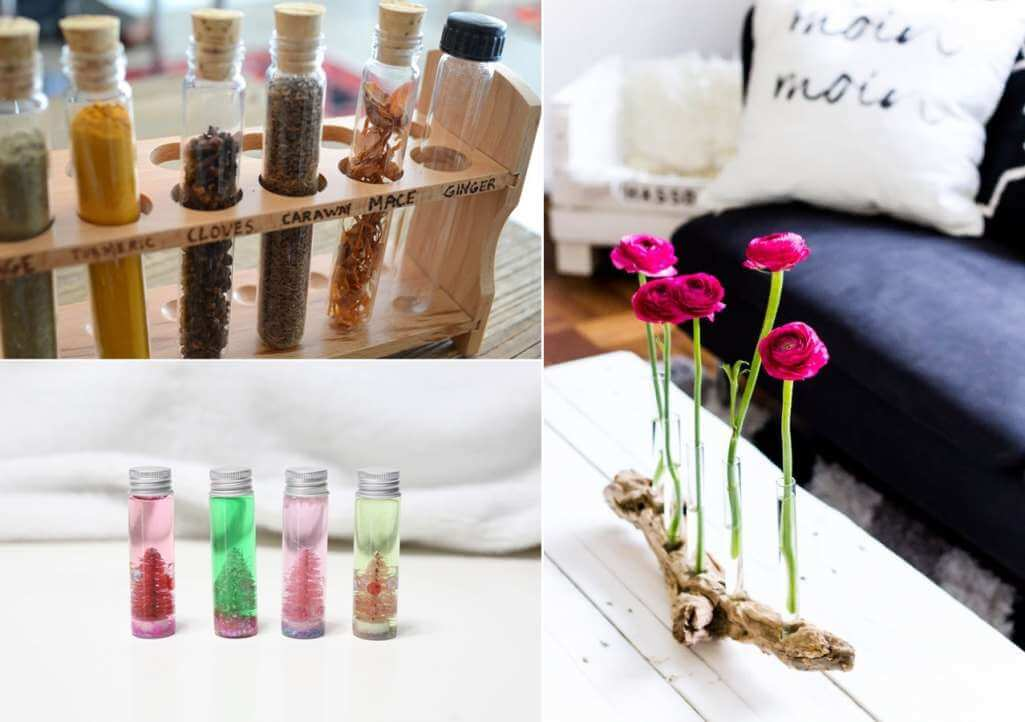 DIY Test Tube Projects