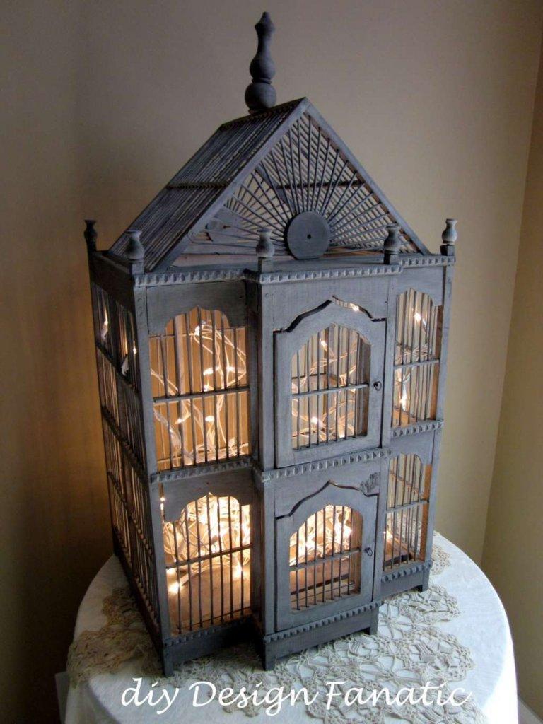 Birdcage Home Decor Ideas