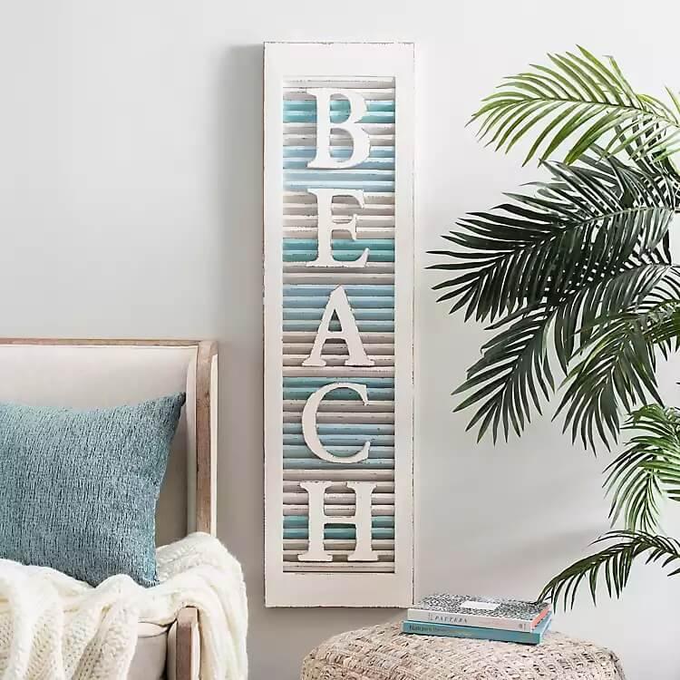 DIY Coastal Home Decor