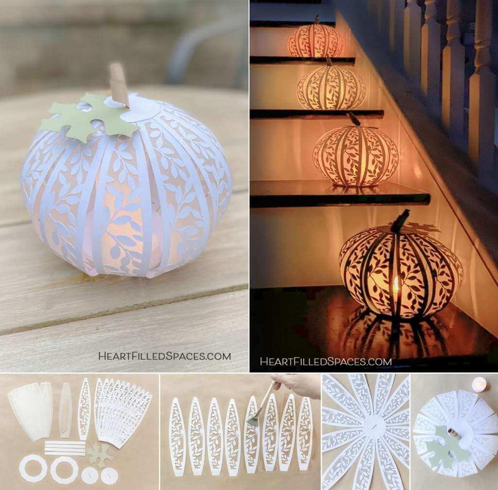 Pumpkin Crafts for Autumn Decor