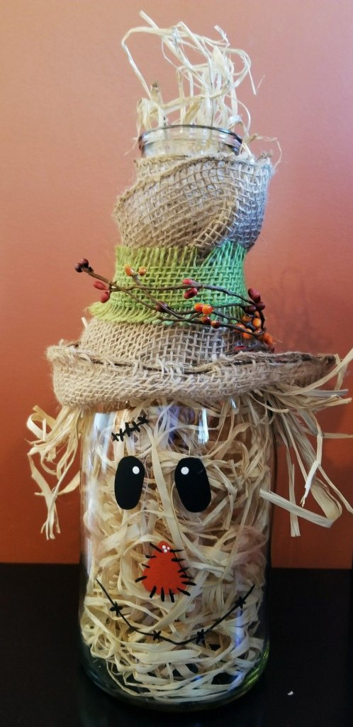 DIY Scarecrow Projects