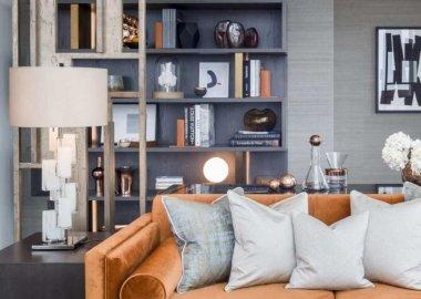 Orange Home Decor Ideas